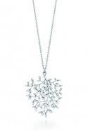 Tiffany & Co. Olive Leaf Pendant, price upon request