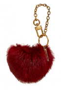 Marc Jacobs Heart bag charm, Dhs455