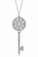 Tiffany & Co. Keys Collection pendant, price available upon request