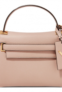 Valentino Beige My Rockstud Textured Leather Large Tote Bag, Dhs9,670