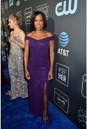 Regina King dressed in Michael Kors Collection