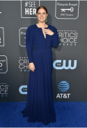 Amy Adams dressed in Zac Posen
