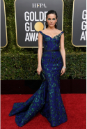 Camilla Belle in Jason Wu