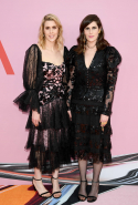 Laura Mulleavy and Kate Mulleavy of Rodarte