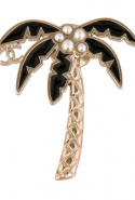 Chanel Palm Tree pin, Dhs1,195