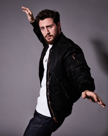 """The Givenchy Gentleman is a free thinker, a feminist"" – Aaron Taylor-Johnson"