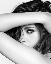Kristen Stewart: The face of Chanel Eyes