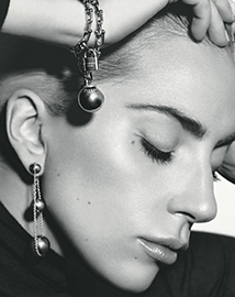Tiffany & Co. unveil new campaign featuring Lady Gaga