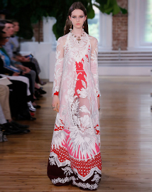 New York: Valentino's Resort '18 show