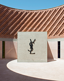 Now open: The Musee Yves Saint Laurent Marrakech