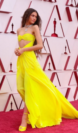 Oscars 2021: The best fashion looks
