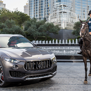 Dubai to host the Maserati Polo Tour