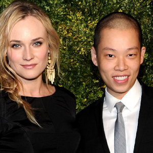 Diane Kruger to design bag with Jason Wu