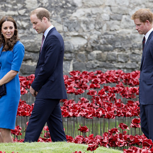 Prince William, Kate Middleton and Prince Harry now have their own Twitter account