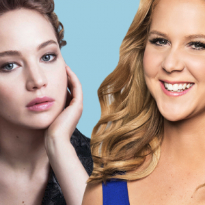 Amy Shumer and Jennifer Lawrence are writing a movie together