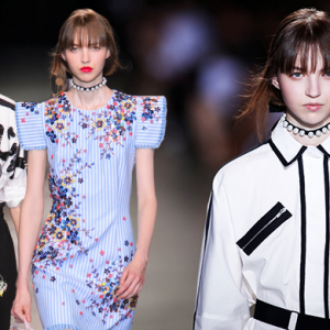 Paris Fashion Week: Andrew GN Spring/Summer '18