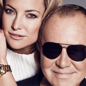 Kate Hudson teams up with Michael Kors for new 'Watch Hunger Stop' collection