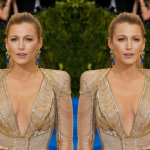 This is how Blake Lively lost almost 30kgs