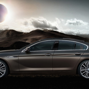 BMW partner with Bang & Olufsen for exclusive 6 Series model