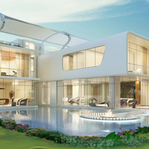 The ultimate luxury: Dubai to host the first Bugatti-styled homes