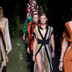 Paris Fashion Week: Balmain Spring/Summer '17