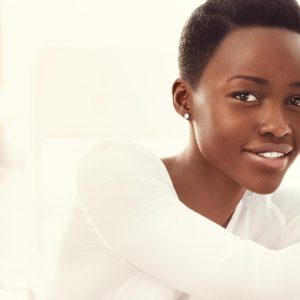 Watch now: Behind the scenes with Lupita Nyong'o and Lancôme