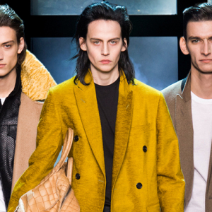 Men's Paris Fashion Week: Berluti Fall/Winter '17