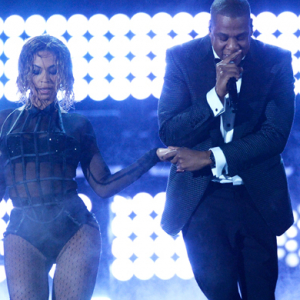 Beyoncé and Jay Z to announce a joint tour?