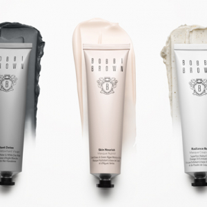 Bobbi Brown has launched a face mask