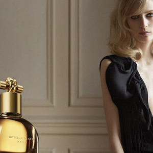 First look: Julia Nobis stars in Bottega Veneta Knot fragrance campaign