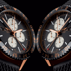 Breitling introduces limited edition Chronoliner