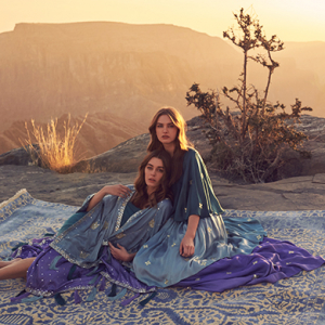 Omani label Bthaina reveals its newest collection
