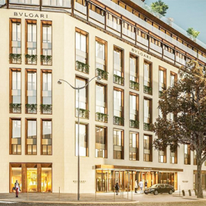Bulgari to open a new luxury hotel in Paris