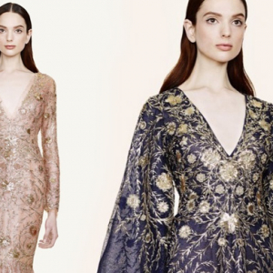 First look: Marchesa Cruise 2016
