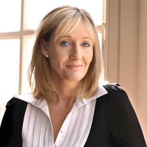 J.K. Rowling to write three films for Warner Brothers