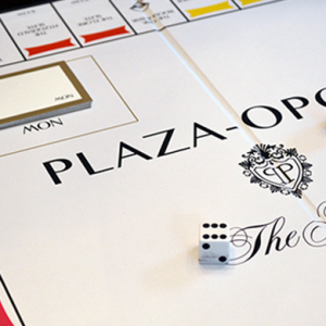 'Plaza-opoly' by The Plaza in New York