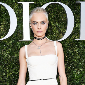 Announced: Cara Delevingne is the new face of Dior's Capture skincare line