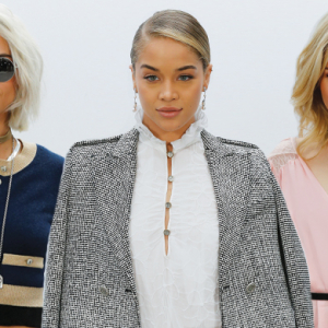 Paris Fashion Week: Chanel front row