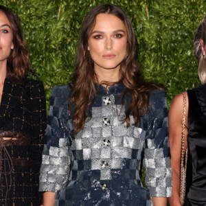 Chanel honours Keira Knightley at exclusive soiree