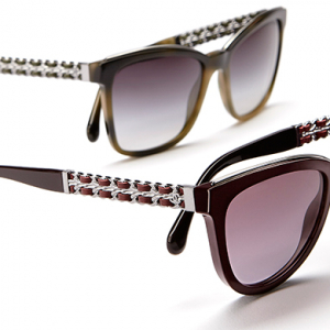 New shades: Chanel's Coco Chain Eyewear collection