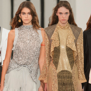 Paris Fashion Week: Chloé Spring/Summer '18