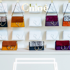 Pop-up: Chloé Faye's new colours