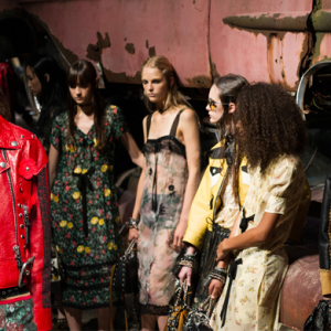 New York Fashion Week: Coach Spring/Summer '17