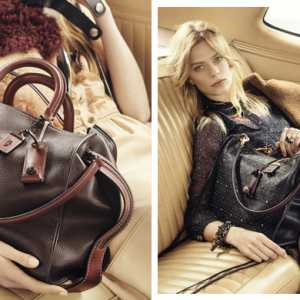 New look: The Rogue handbag by Coach