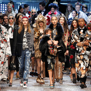 Milan Fashion Week: Dolce & Gabbana Fall/Winter '17