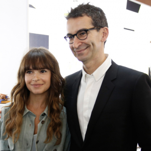 Miroslava Duma and Net-a-Porter's Federico Marchetti Scout Middle Eastern Talent