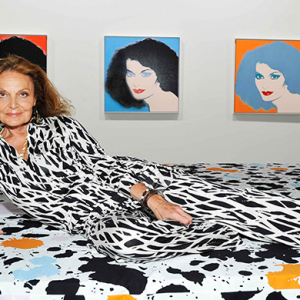 Diane von Furstenberg's term as president extended by CFDA