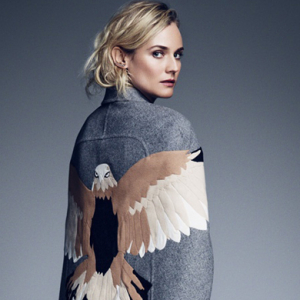 Diane Kruger for MyTheresa.com's 'Women' project