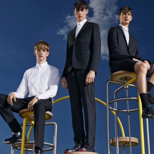 Dior Homme's Spring/Summer 15 art installation plans