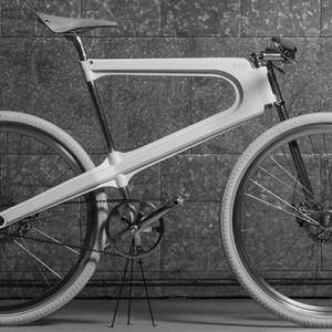 A look at the eco-friendly Dutch Epo bicycle